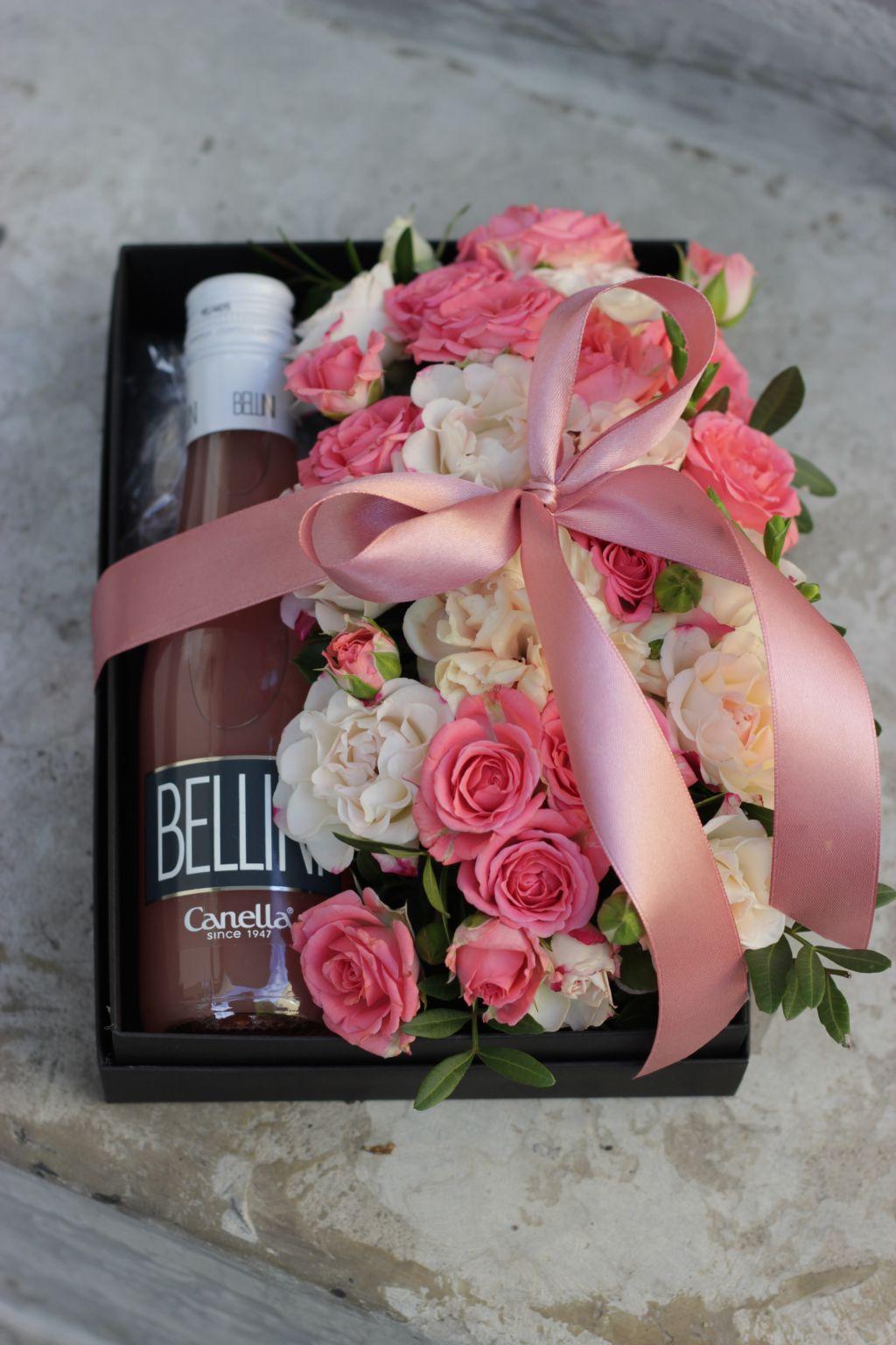 Lillekarp, suvine Bellini, lilled Belliniga, väike bellini