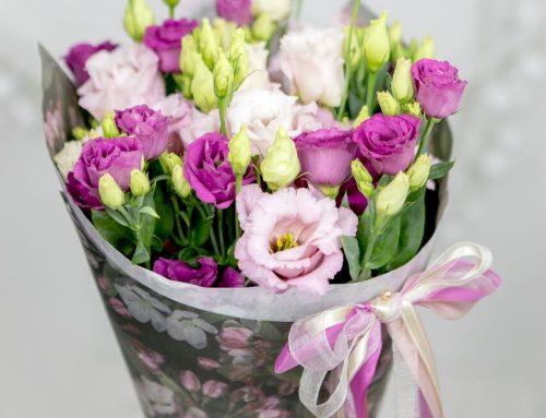 Lilled kulleriga emadepäeval