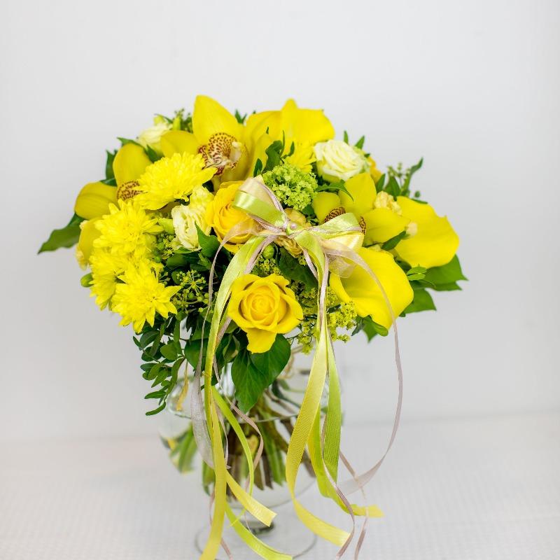 Helekollane unistus - Kolm Lille lillepood
