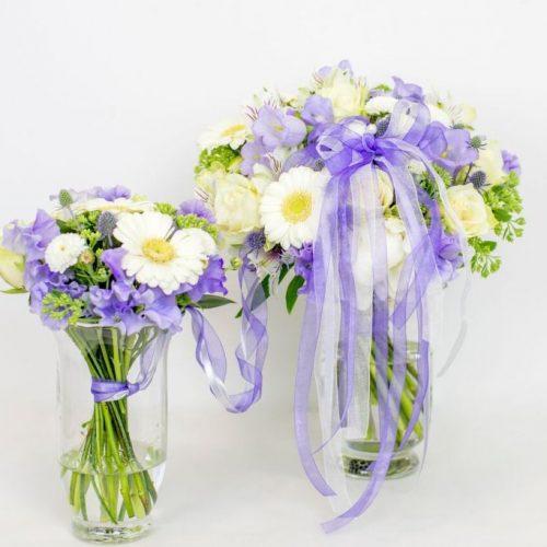 Ema ja lapse kimp - Kolm Lille lillepood