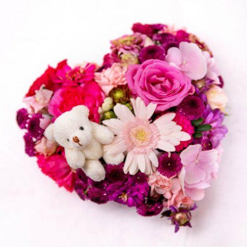 Lillesüda Armastus - Kolm Lille lillepood