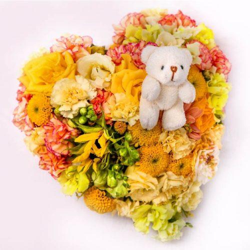 Hommikupäike - Kolm Lille lillepood