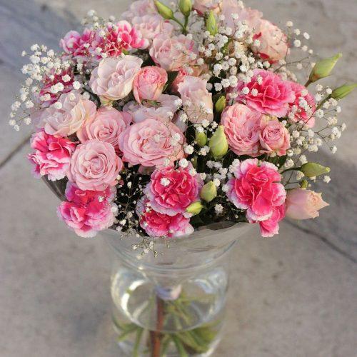 Mõisaromantika - Kolm Lille lillepood