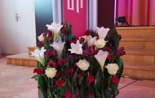 Lilleseade Tallinna Ülikoolis - Kolm lille lillepood