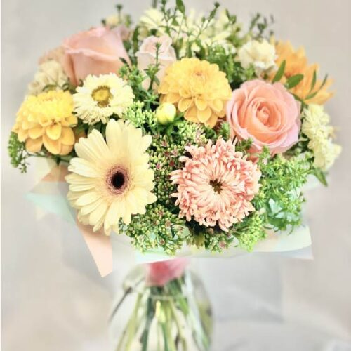 Kuldne sügis - Kolm Lille lillepood